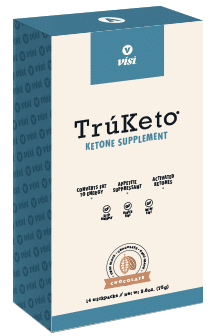 Visi TruKeto chocolate Keto Drink